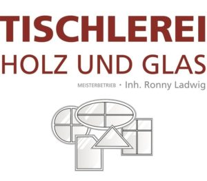 Tischlerei Holz und Glas Logo